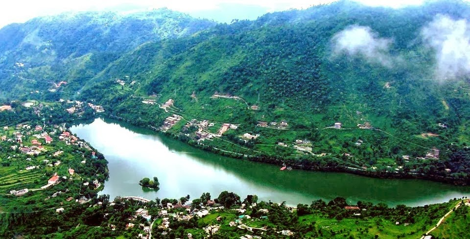 Hill of Karkotaka, Uttarakhand