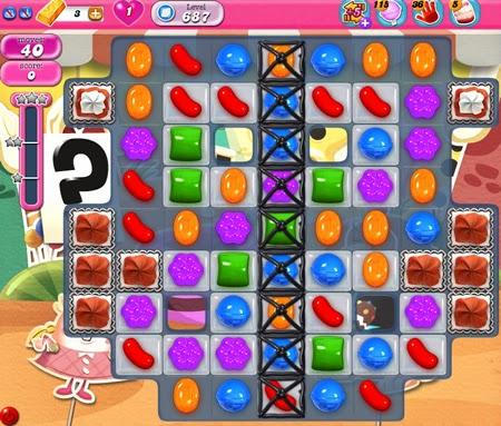 Candy Crush Saga 687