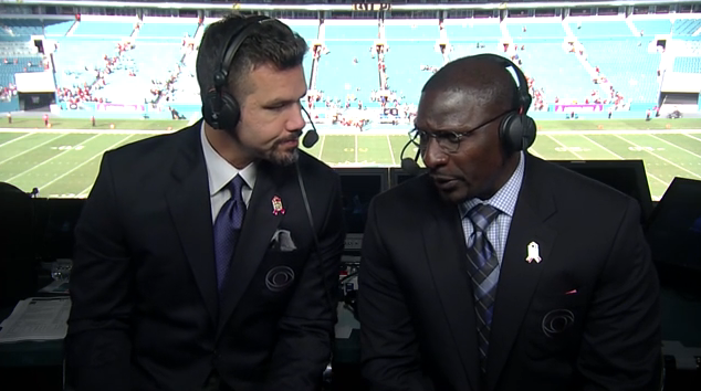 2015 NFL on CBS Announcers & Distribution: Week 8 | B-FLO 360