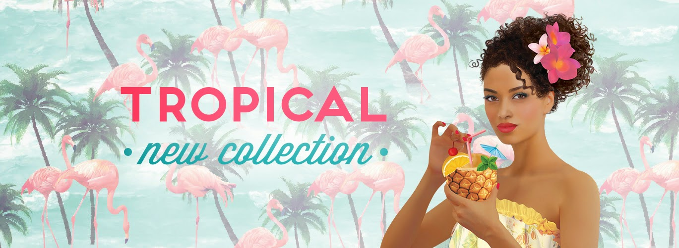 Lacquer Lockdown -MoYou London Tropical Collection