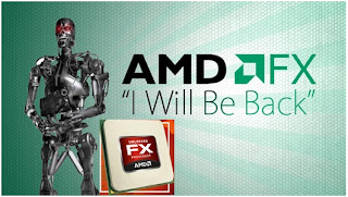 Detail Tujuh Processor AMD Bulldozer FX Series