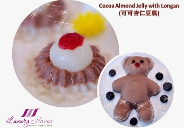 nustevia valentines day teddy bear almond jelly recipe