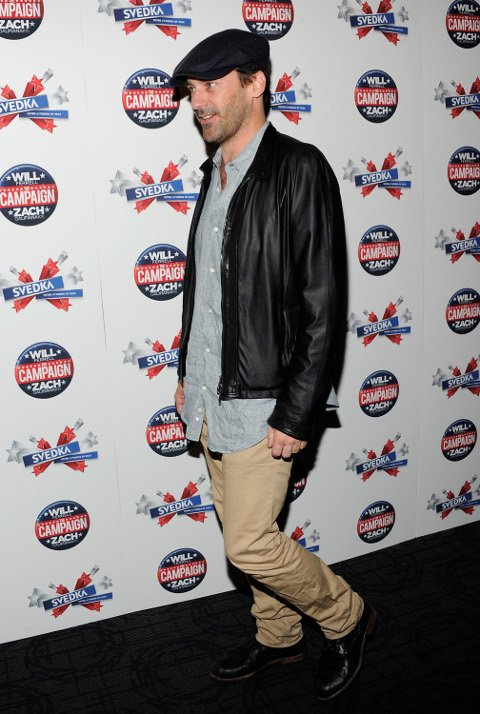 Jon Hamm style and look