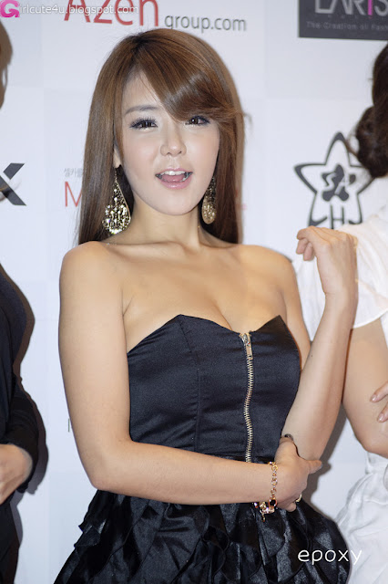 3 Hwang Ri Ah - Asia Model Festival Awards-very cute asian girl-girlcute4u.blogspot.com