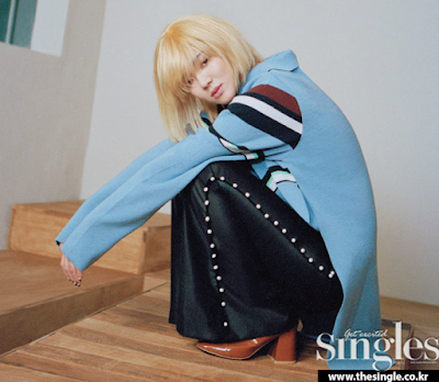 Hyoyeon SNSD Girls Generation Singles January 2016