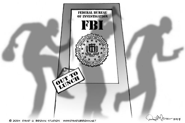 "Investigate the ""investigators""! FBI as ""a high church for the true mediocre"""