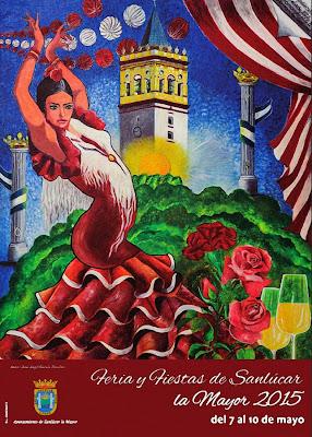 Sanlúcar la Mayor - Feria 2015 - José Ángel García Vizcaíno