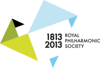 Royal Philharmonic Society 1813-2013 logo