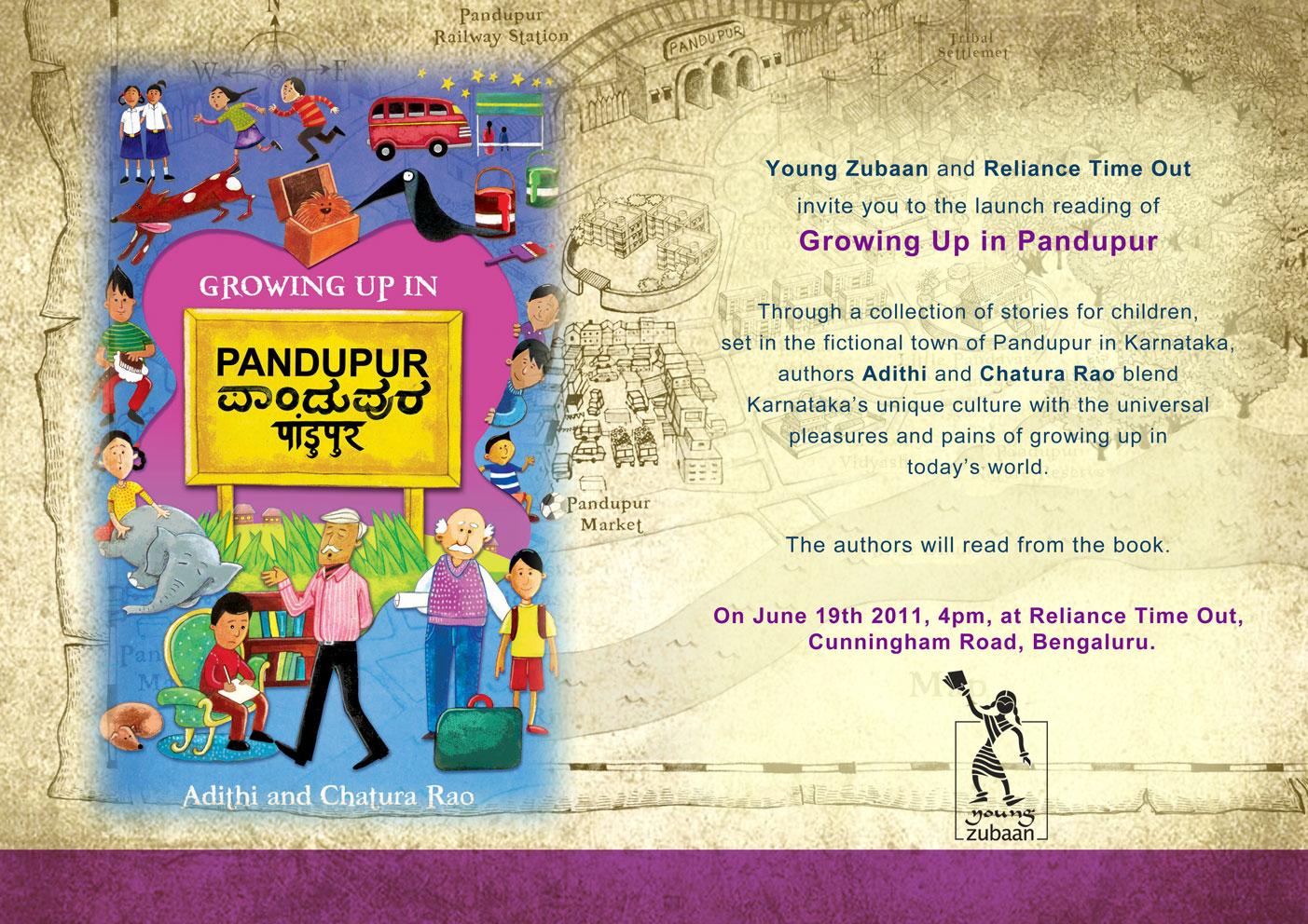 Pratham books june 2011 book launch growing up in pandupur fandeluxe Gallery