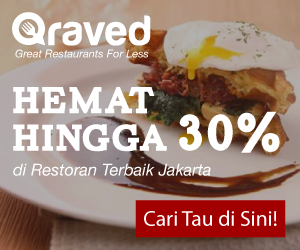 Qraved.com | Jakarta's Dine Smart and Eat at Great Restaurants for Less in Jakarta