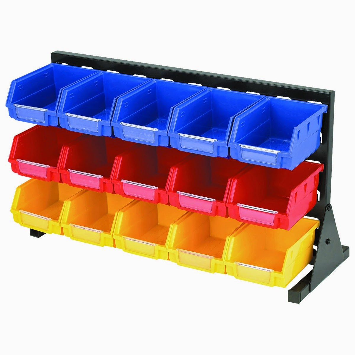 harbor freight colored trays, sorting, bolts, shop