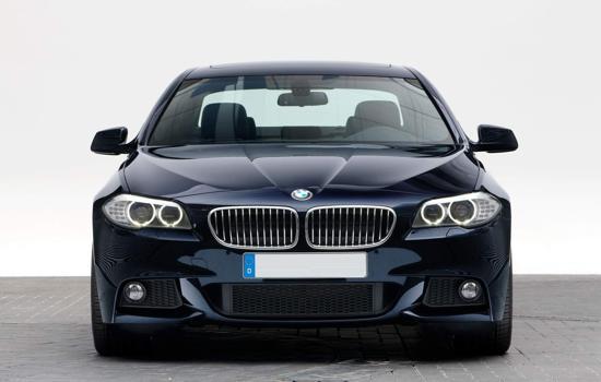 BMW 525d Exterior.