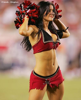 Hot Cheerleaders