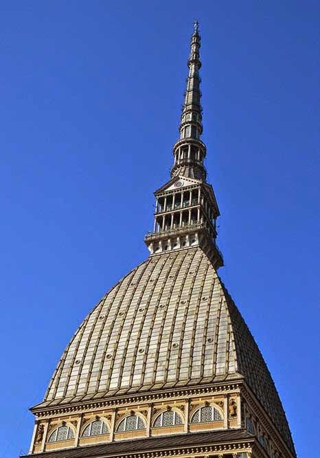 Mole Antonelliana a Torino