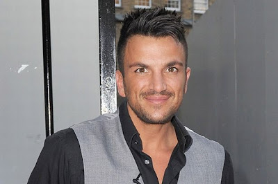 PETER ANDRE COOL HAIR STYLE