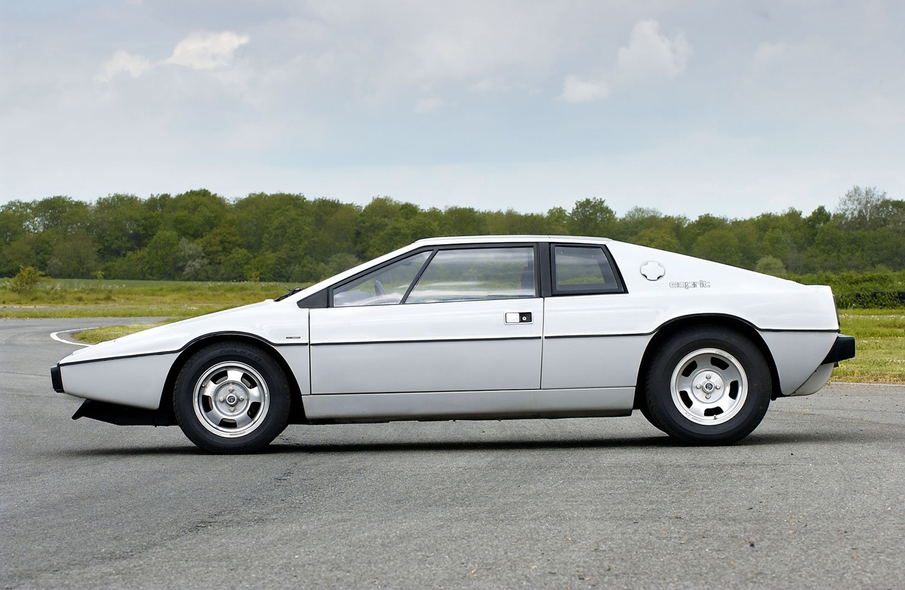 Licence to speed for malaysian automotive lotus esprit forgotten car 1976 and 2004