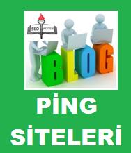 Ping İle Blogger Site Trafiğini Artırma