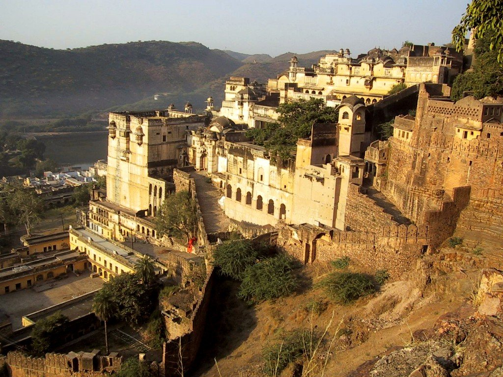 Kota India  city photo : Bundi: This beautiful place is located 36 km from Kota, which is ...
