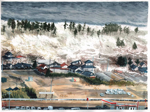 tsunami project