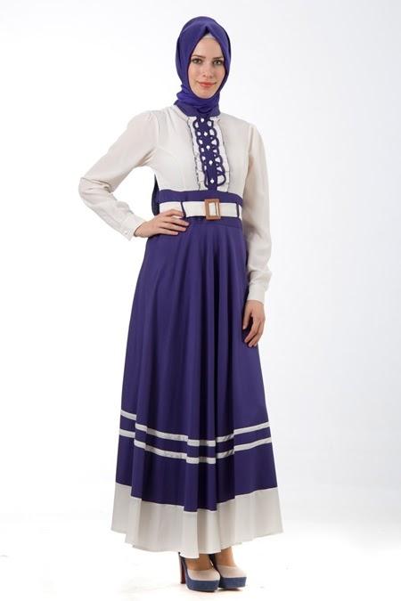Yeni Sezon Aramis Tesettür Elbise Modelleri