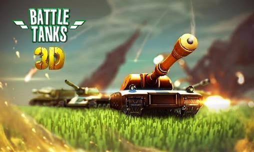 Battle Tanks 3D: Armageddon Gameplay