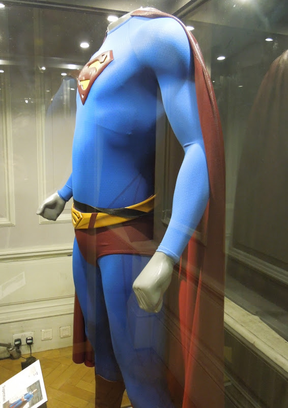 Superman Returns costume