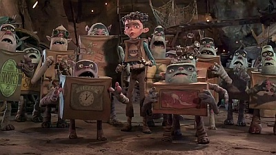 The Boxtrolls Movie - 'Meet Eggs' & 'Friendly Monsters' TV Spots - TV Spots Song / Music