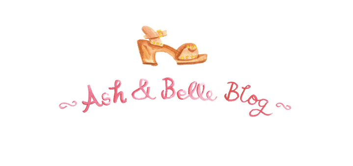 Ash & Belle Blog