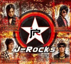 j-rock bintangku