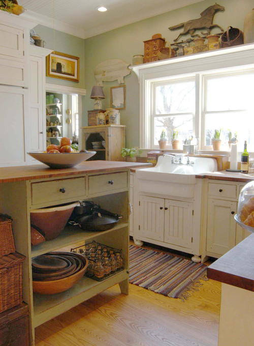 Renovated 1890s Cottage Ohio The Workshops Of David T Smith I