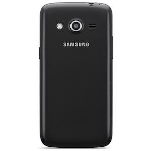 Samsung Galaxy Avant rear