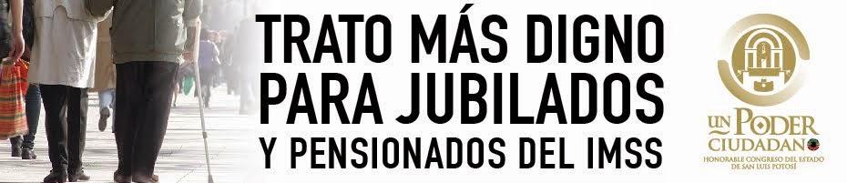UN PODER CIUDADANO: HONORABLE CONGRESO DEL ESTADO DE SAN LUIS POTOSÍ.