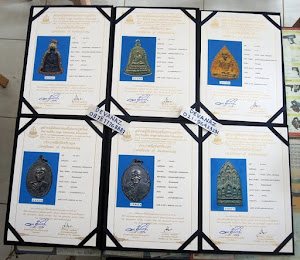 Sammakom Certificate,by Mr Phayap Khampan
