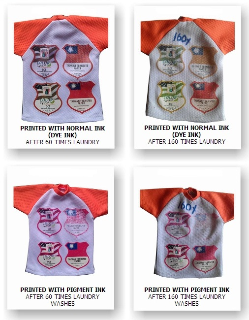 Tshirt printing mug printing in kl button badge heat for Best quality t shirt transfer paper