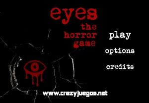 Jugar Eyes, el juego de horror