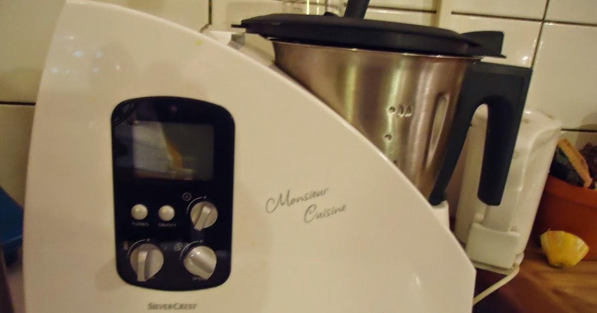 le chaudron magique monsieur cuisine le robot de chez lidl l 39 imitation thermomix vient d. Black Bedroom Furniture Sets. Home Design Ideas