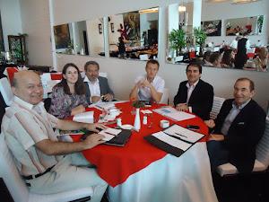 Reunión en Macaé RJ (Brasil)