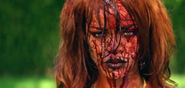 """""""Bitch Better Have My Money"""": vídeo mostra cenas excluídas com Rihanna esquartejando homem"""