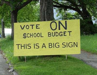 School_Budget,sign,Voting,Civic_Center,2012,Bangor