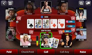 Zynga Poker Android, dapatkan Chips Poker Gratis Setiap Hari