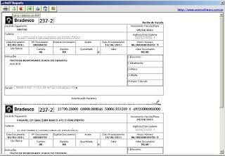 NeXT ERP módulo cobrança boleto CNAB