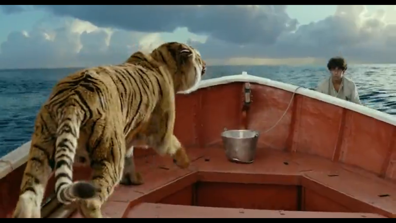 An idiosyncrasy for Who is richard parker