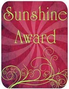 Jag har fått en Award.