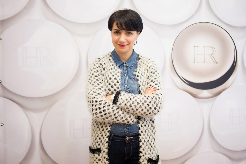HELENA RUBINSTEIN, Анна Мелкумян, Anna Melkumian, блогер, russian blogger, косметика