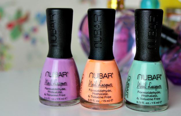 Review | Nubar Nail Lacquer in City Self, Succulent and Dreamy Moss