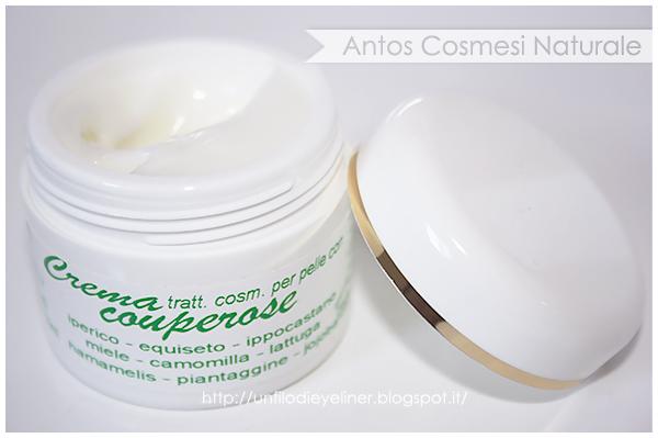 Review: Antos - Crema Anti Couperose