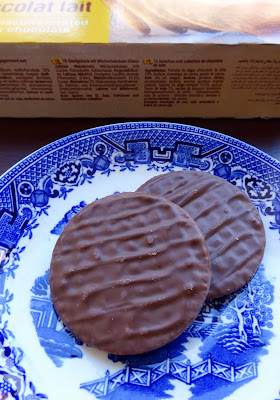 Galletas francesas cereline