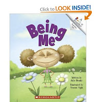 Being Me picture book about differences