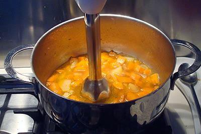 Crema di carote e patate 4