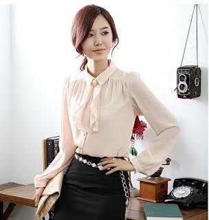 lindos modelos de blusas sociais femininas 04